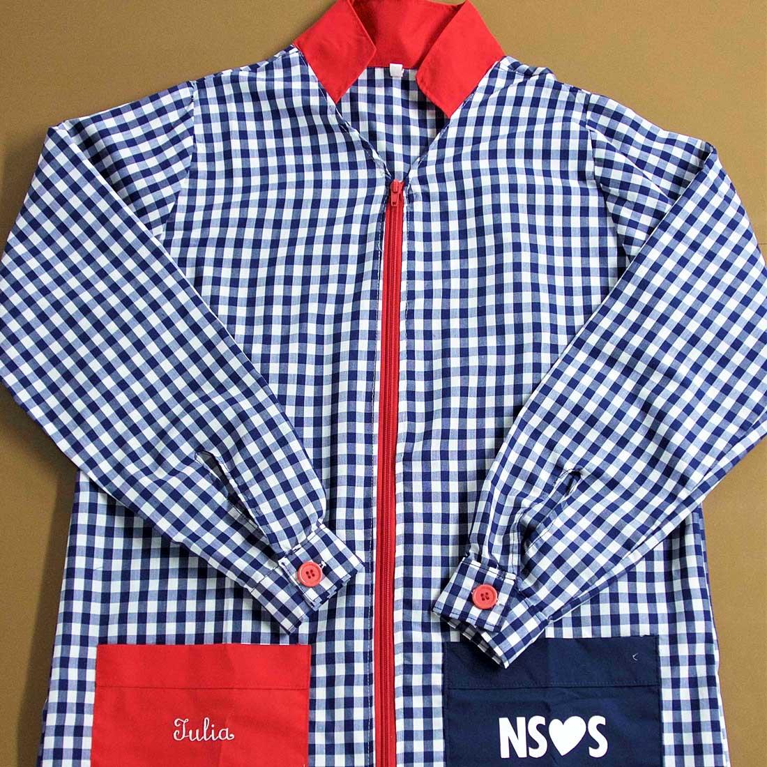 confección ropa escolar