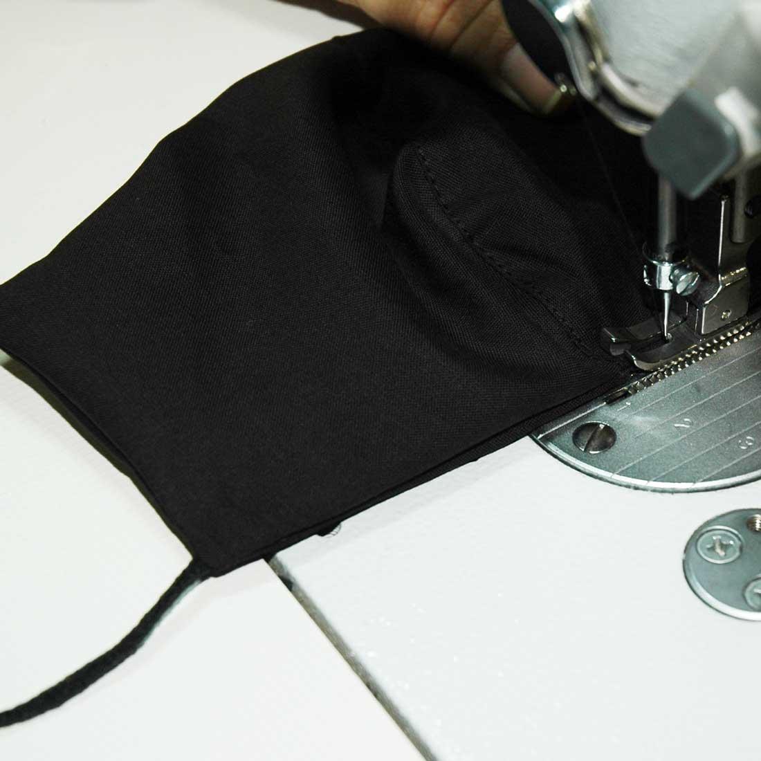 confeccion de mascarillas de tela