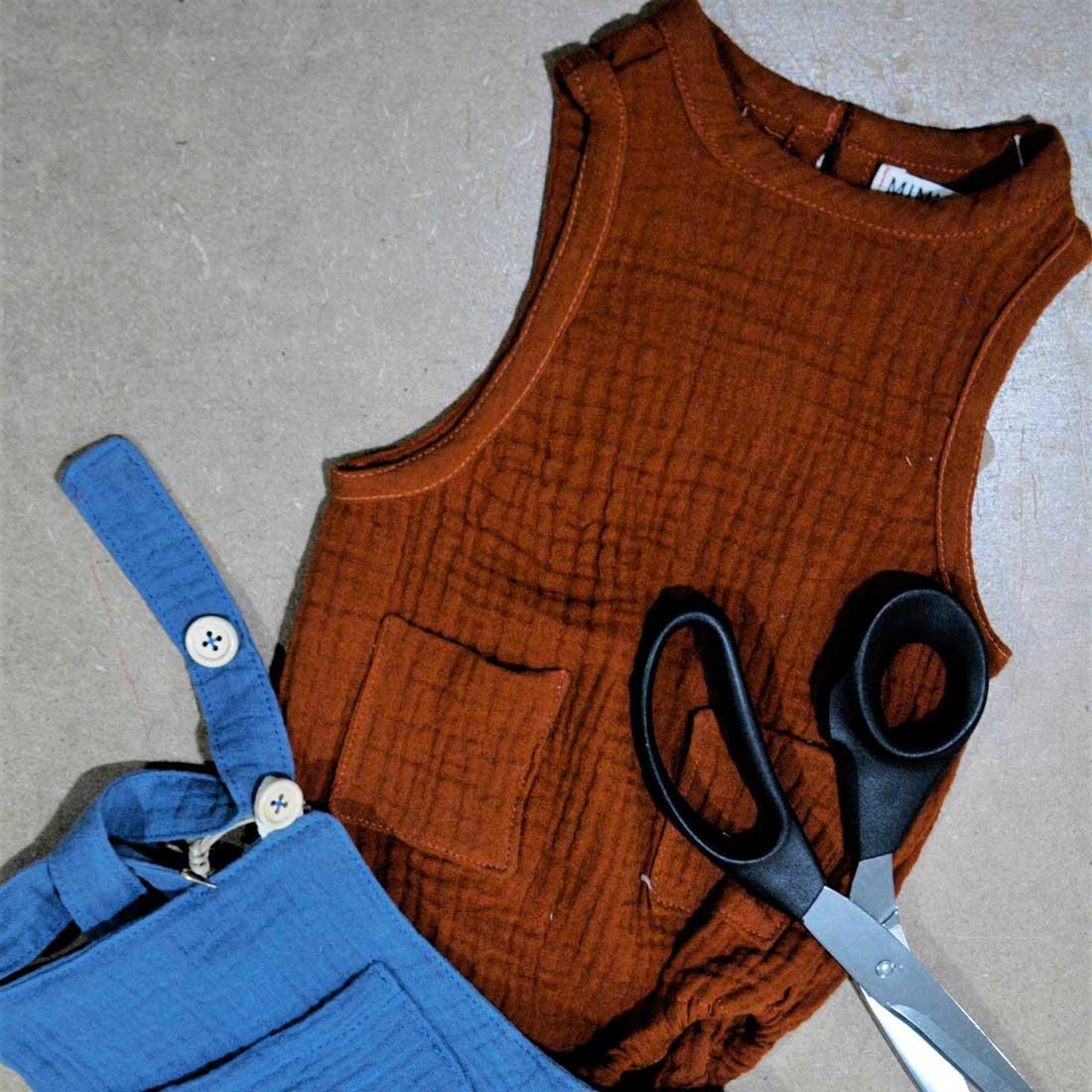 confeccion ropa bebé